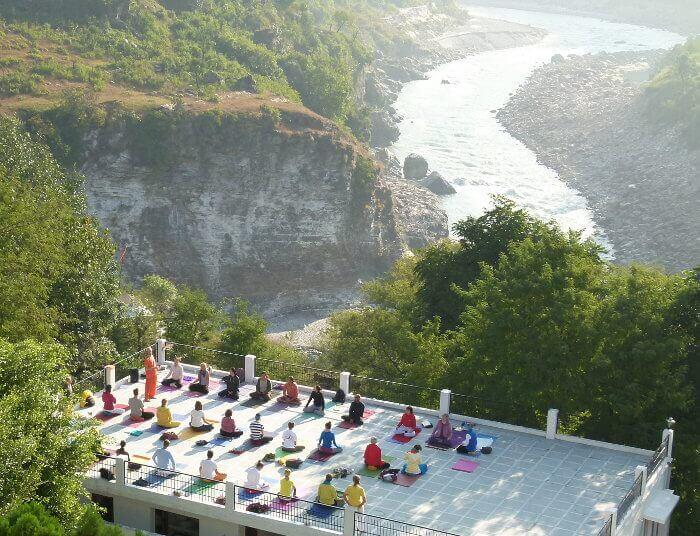 Rudraprayag, Himalayas, India