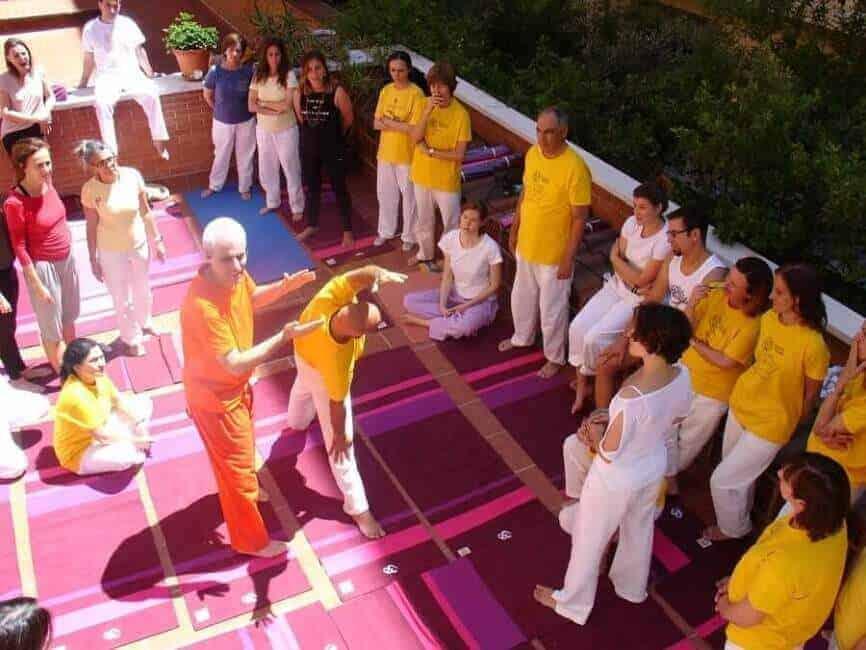 Festival de Yoga: La salud es riqueza