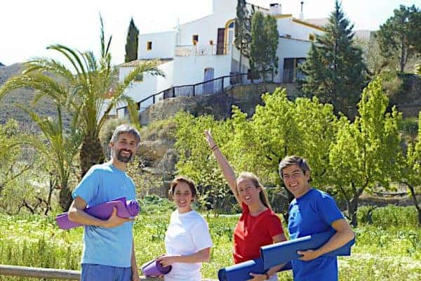 Retiro de Semana Santa en Almería