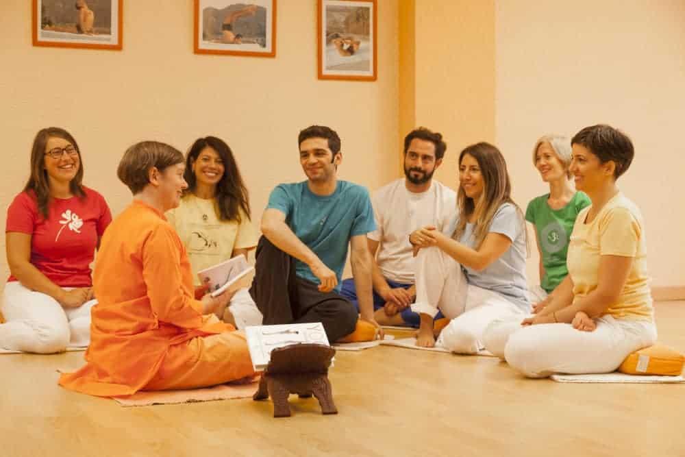 Pensamiento Positivo online, con Swami Santoshananda