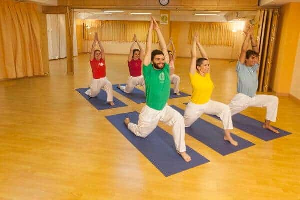 Yoga En Madrid Sivananda Yoga