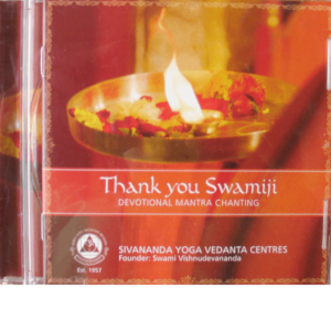 Thank You Swamiji