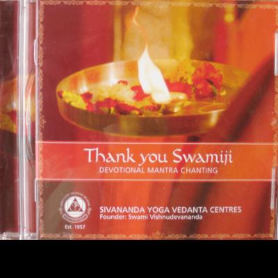 Thank You Swamiji