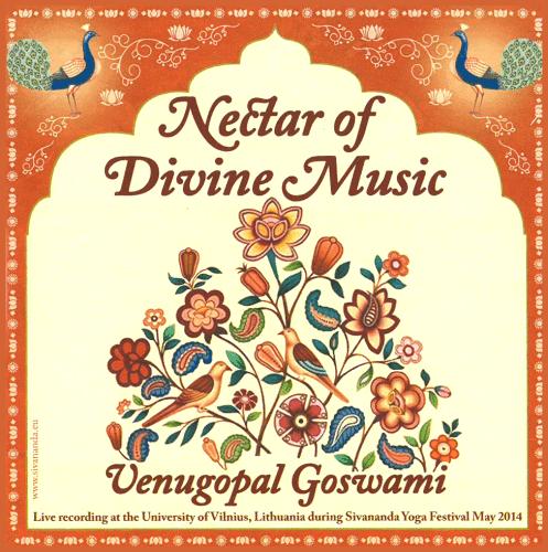 CD Nectar of Divine Music