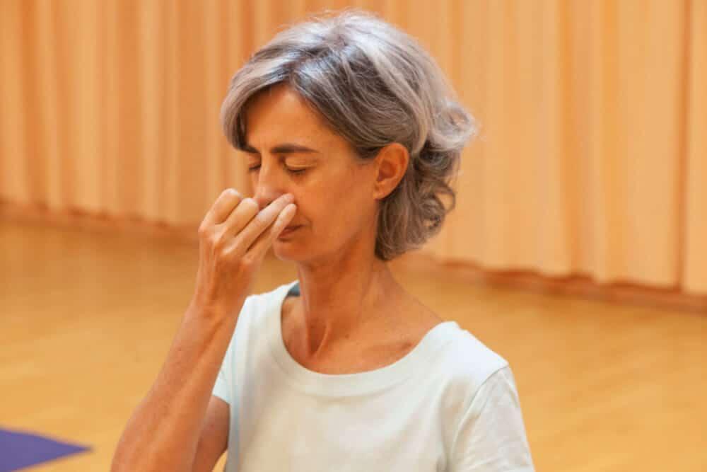 Curso: Pranayama, el arte de la respiración consciente