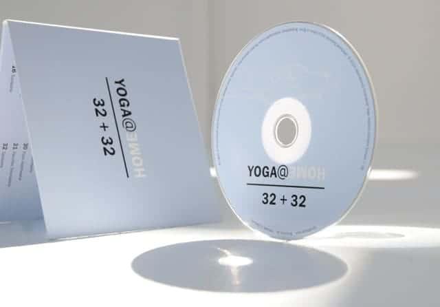 Yoga en casa 32x32