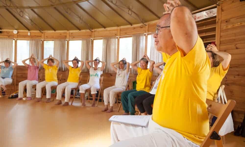 Jornada de yoga para profesores: Cómo enseñar yoga adaptado