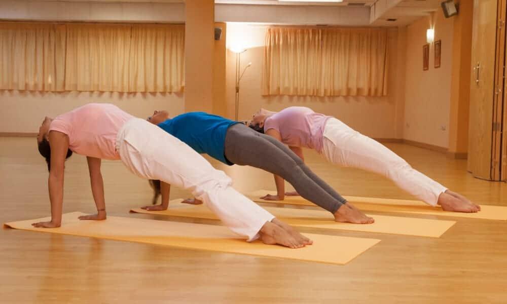Clase de yoga online en español