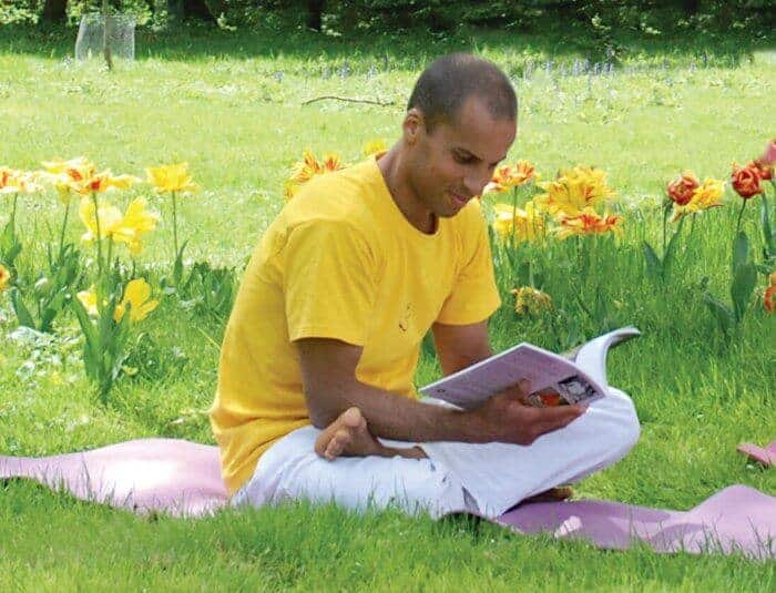 Ashram en Orleans (Francia) y otros lugares en Europa